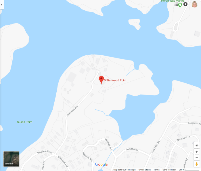5 Stanwood Point