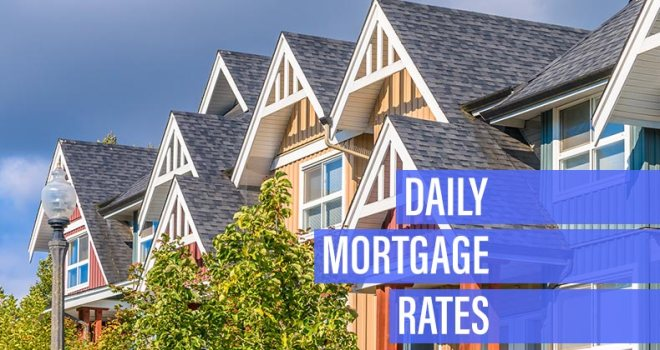 Daily Mortgage Rates