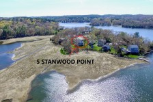 aerial Stanwood Point Both