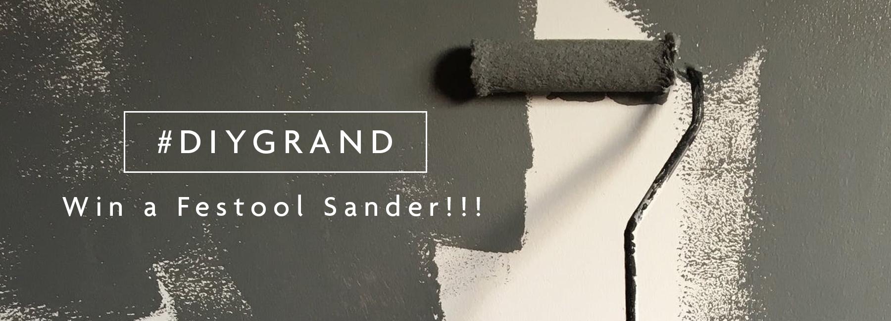 win a festool sander