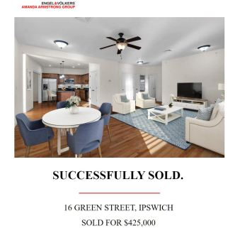 Successfully Sold in Ipswich _ 16 Green Street