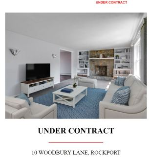 Under Contract 10 Woodbury Lane